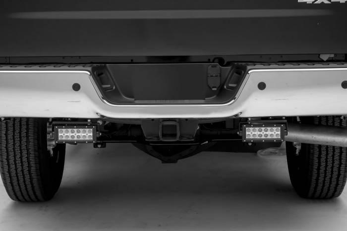 ZROADZ - ZROADZ CHEVROLET COLORADO Rear Bumper LED Lights Kit Z382671-KIT