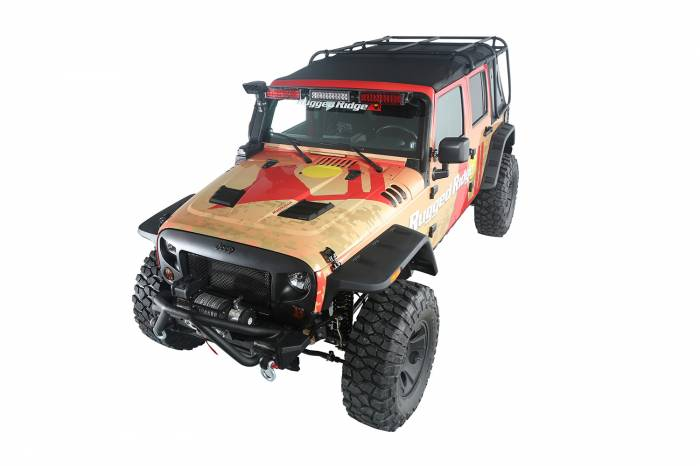 Rugged Ridge - Rugged Ridge Exo-Top, 4-Door; 07-16 Jeep Wrangler JKU 13516.02