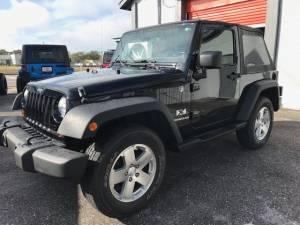 2008 Jeep Wrangler X - Image 5