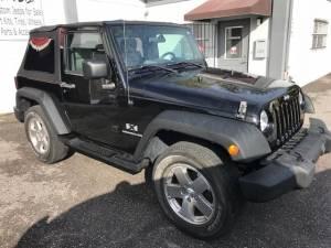 2008 Jeep Wrangler X - Image 9
