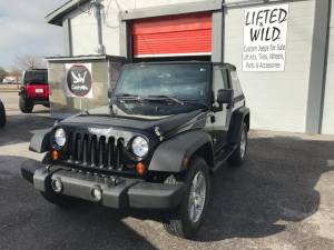 Vehicles - 2008 Jeep Wrangler X