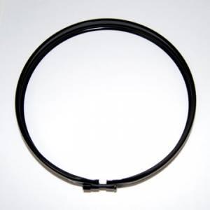 """KC HiLiTES - KC HiLiTES 6"""" Daylighter Bezel with Screw and Nut - Black - KC #3026 3026 - Image 2"""