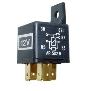 Electrical - Switches & Panels - Omix-Ada - Omix-Ada Relay; 87-92 Jeep Wrangler YJ 17237.02