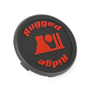 Wheels & Tires - Wheels - Rugged Ridge - Rugged Ridge Center Cap, 17x9, Rugged Ridge Wheel 15303.94
