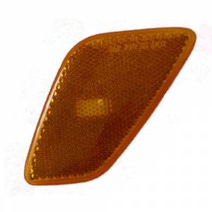 Lighting - Cab & Marker Lights - Omix-Ada - Omix-Ada Side Marker Lamp, Amber; 97-06 Jeep Wrangler TJ 12401.07