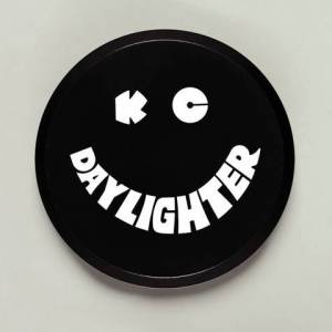 "Lighting - Lighting Accessories - KC HiLiTES - KC HiLiTES 6"" Plastic Cover - KC #5200 (Black with White KC Daylighter Logo) 5200"
