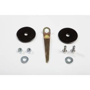 Steering - Track Bars - Rugged Ridge - Rugged Ridge Rear Coil Spring Retainer Set; 07-16 Jeep Wrangler JK 18305.20