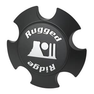 Wheels & Tires - Wheels - Rugged Ridge - Rugged Ridge XHD Center Cap, Matte Black 15305.51