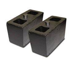 Suspension - Body Lifts - Pro Comp Suspension - Pro Comp Suspension REAR LIFT BLOCK - 3.5in - LIFT BLOCK IS TAPERED IN 95-351