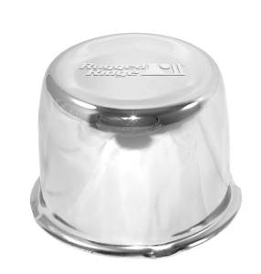 Wheels & Tires - Accessories - Rugged Ridge - Rugged Ridge Center Cap, Chrome, Rugged Ridge Steel Wheel 15201.54
