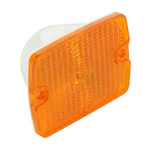 Lighting - Tail Lights - Omix-Ada - Omix-Ada Parking Lamp Assembly Amber; 87-95 Jeep Wrangler YJ 12405.10