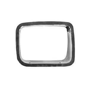 Omix-Ada RH Chrome Headlight Bezel; 87-95 Jeep Wrangler YJ 12419.22