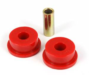Steering - Track Bars - Rugged Ridge - Rugged Ridge Front Track Bar Bushing, Red; 84-01 Jeep Cherokee XJ 18368.02