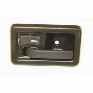 Omix-Ada Interior Door Handle, LH; 87-95 Jeep Wrangler YJ 11812.13