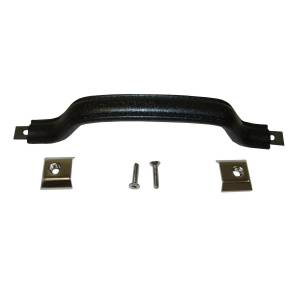 Interior - Handles - Omix-Ada - Omix-Ada Interior Door Pull Kit, Black; 87-95 Jeep Wrangler YJ 11816.01