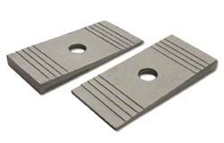 Components - Leaf Springs - Pro Comp Suspension - Pro Comp Suspension Degree Shim 99-400B