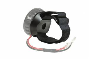 "KC HiLiTES - KC HiLiTES Cyclone Tube Mount Adapter fits 1.75"" to 3"" (with Strap) (ea) 1356 - Image 4"