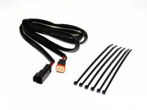 "Electrical - Misc. Electrical Accessories - KC HiLiTES - KC HiLiTES 48"" Wire Extension - KC #6317 6317"