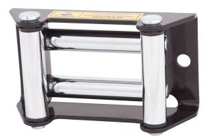 Recovery Gear - Accessories - Rugged Ridge - Rugged Ridge UTV Roller Fairlead, 3000 to 4500 lb Winches 61238.03