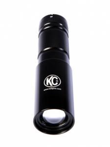 KC HiLiTES - KC HiLiTES LED Flashlight Adjustable Focus - Black - KC #9923 9923 - Image 3