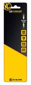 KC HiLiTES - KC HiLiTES LED Flashlight Adjustable Focus - Black - KC #9923 9923 - Image 4