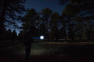 KC HiLiTES - KC HiLiTES LED Flashlight Adjustable Focus - Black - KC #9923 9923 - Image 5