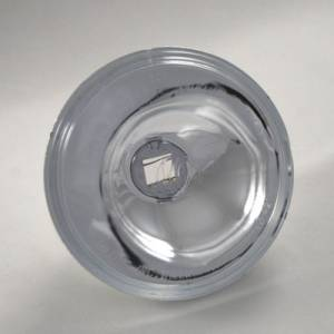 "Lighting - Headlights - KC HiLiTES - KC HiLiTES 5"" Lens/Reflector - KC #4211 (Clear) (Spot Beam) 4211"