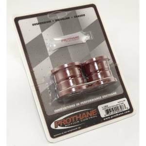 Steering - Track Bars - Rugged Ridge - Rugged Ridge Rear Track Bar Bushings, Red; 93-98 Jeep Grand Cherokee ZJ 18368.03