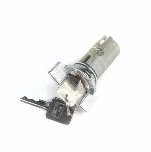 Electrical - Switches & Panels - Omix-Ada - Omix-Ada Ignition Lock with Keys; 87-90 Jeep Wrangler YJ 17250.04