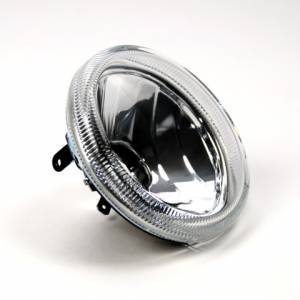 "Lighting - Headlights - KC HiLiTES - KC HiLiTES 4"" Rally 400 Lens/Reflector for Spread Beam - KC #4218 4218"