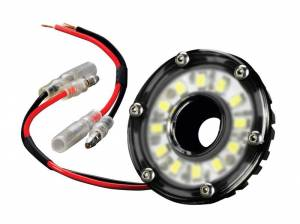 KC HiLiTES - KC HiLiTES Cyclone LED Light - KC #1351 (Diffused) 1351 - Image 1