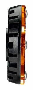 KC HiLiTES - KC HiLiTES Cyclone LED Light - KC #1352 (Amber) 1352 - Image 3