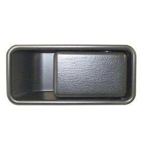 Exterior - Misc. Accessories - Omix-Ada - Omix-Ada Door Handle Black; 87-06 Jeep Wrangler YJ/TJ 11812.08