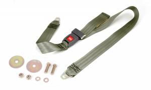 Interior - Misc. Interior Parts - Omix-Ada - Omix-Ada Lap Seat Belt, Olive; 87-95 Jeep Wrangler YJ 13202.40
