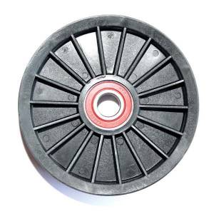 Engine Parts - Cooling - Omix-Ada - Omix-Ada Idler Pulley, W/O AC, 2.4L; 02-06 Wrangler/Liberty 17112.05