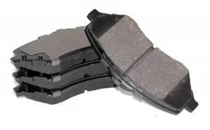 Omix-Ada - Omix-Ada Brake Pads, Front ; 07-16 Jeep Wrangler JK 16728.15