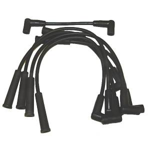 Engine Parts - Cams, Heads and Accessories - Omix-Ada - Omix-Ada Ignition Wire Set, 4.0L; 91-00 Jeep Models 17245.11