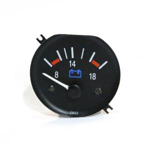 Electrical - Gauges & Pods - Omix-Ada - Omix-Ada Voltmeter Gauge; 87-91 Jeep Wrangler YJ 17210.12