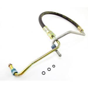 Steering - Misc. Components - Omix-Ada - Omix-Ada Power Steering Pressure Hose; 87-90 Jeep Wrangler YJ 18012.05