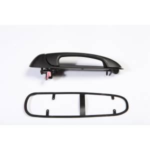 Exterior - Misc. Accessories - Omix-Ada - Omix-Ada Exterior Door Handle, Left Rear; 02-07 Jeep Liberty KJ 12042.35