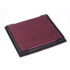 Air Intakes - Air Filters - Rugged Ridge - Rugged Ridge Reusable Air Filter; 97-06 Jeep Wrangler TJ 17752.01