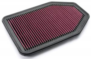 Air Intakes - Air Filters - Rugged Ridge - Rugged Ridge Reusable Air Filter; 07-16 Jeep Wrangler JK 17752.05