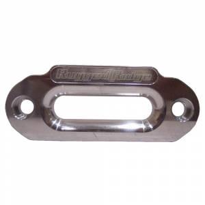 Recovery Gear - Accessories - Rugged Ridge - Rugged Ridge Hawse Fairlead, Aluminum 61238.01