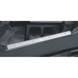 Lighting - Flash Lights - Rugged Ridge - Rugged Ridge Door Entry Guards, Aluminum; 76-95 Jeep CJ/Wrangler YJ 11238.20