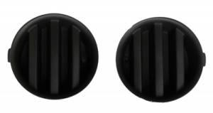 Lighting - Fog Lights - Omix-Ada - Omix-Ada Fog Light Inserts; 06-10 Jeep Commander XK 12045.13