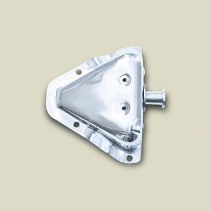 Interior - Handles - Rugged Ridge - Rugged Ridge Door Latch Bracket, Stainless Steel, Left; 81-95 Jeep CJ/Wrangler YJ 11810.03