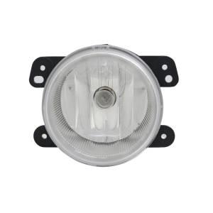 Lighting - Fog Lights - Omix-Ada - Omix-Ada Fog Light Assembly; 11-13 Jeep Grand Cherokee WK/10-16 Wrangler JK 12407.16