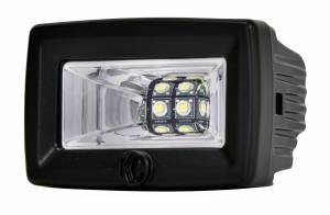 "KC HiLiTES - KC HiLiTES 2"" C-Series C2 LED Backup Flood Light - #1519 1519 - Image 4"