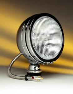 """Lighting - Fog Lights - KC HiLiTES - KC HiLiTES 6"""" Daylighter Halogen - Stainless Steel - KC #1688 (Fog Beam) 1688"""