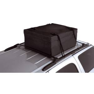 Interior - Storage & Cargo Baskets - Rugged Ridge - Rugged Ridge Roof Top Storage System, Small 12110.01